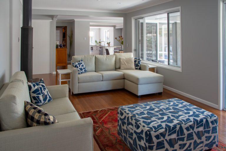 Bongaree Home Build Lounge