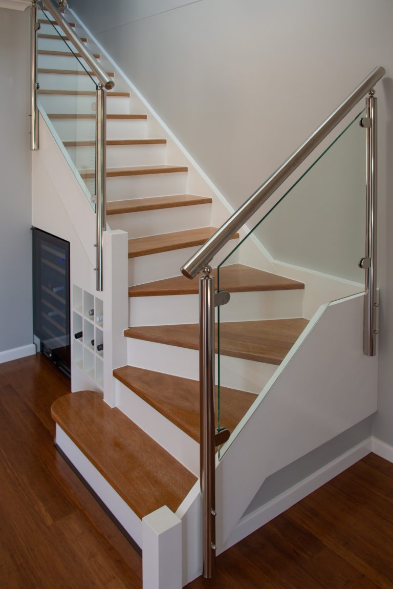 Bongaree Homea Build Staircase