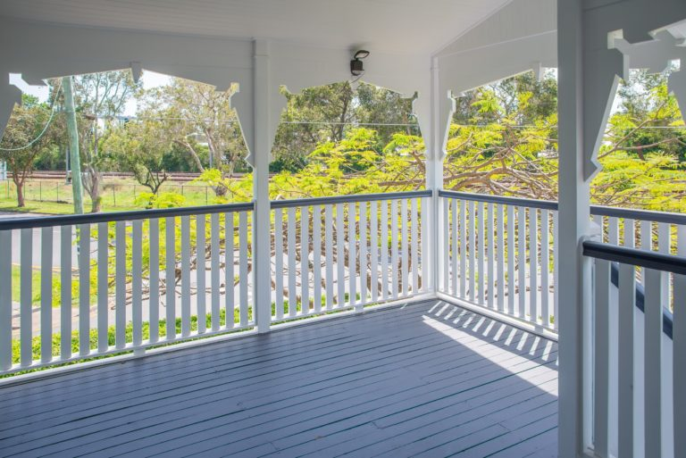 Chelmer Deck Extension Completed by Turul Builders
