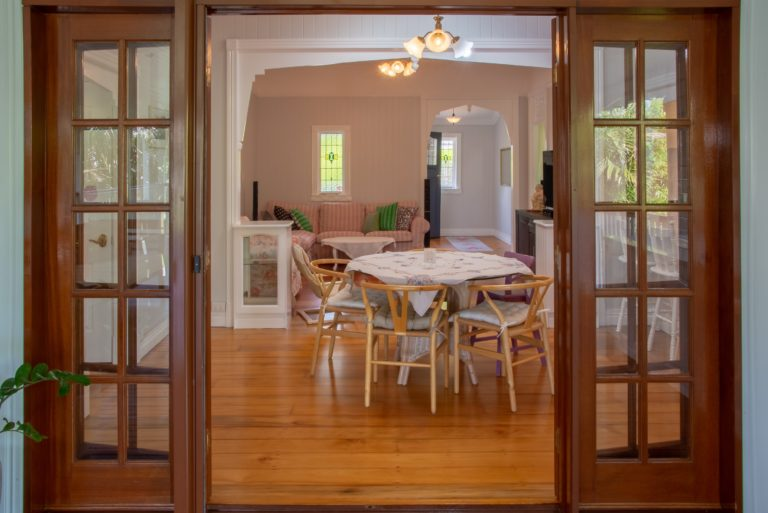 Chelmer Home Build Dining Room