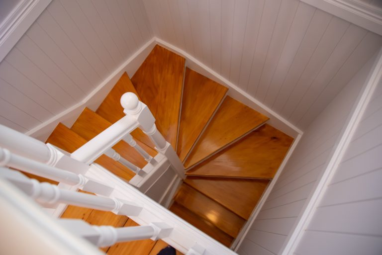 Chelmer Home Build Interior Stairs