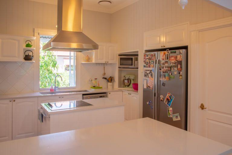 Chelmer Home Build Kitchen