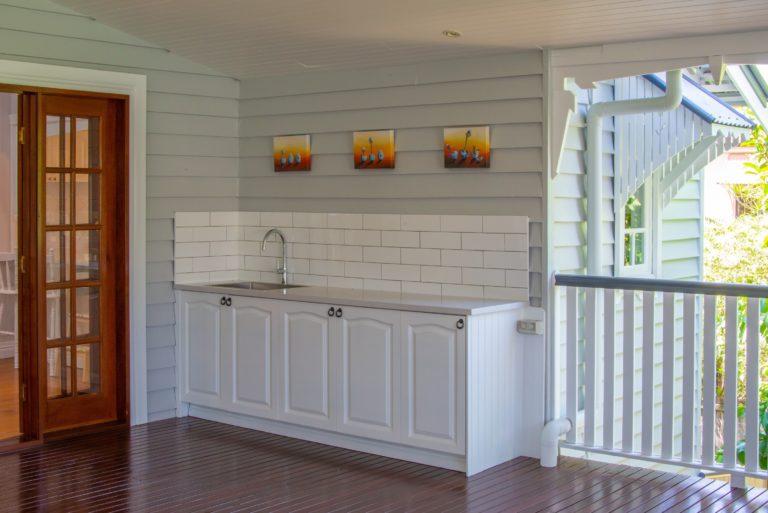 Chelmer Home Build Utility Area