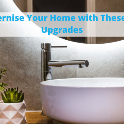 Modernise Your Home with These Five Upgrades