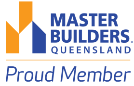 Master Builders Queensland Proud Member Badge