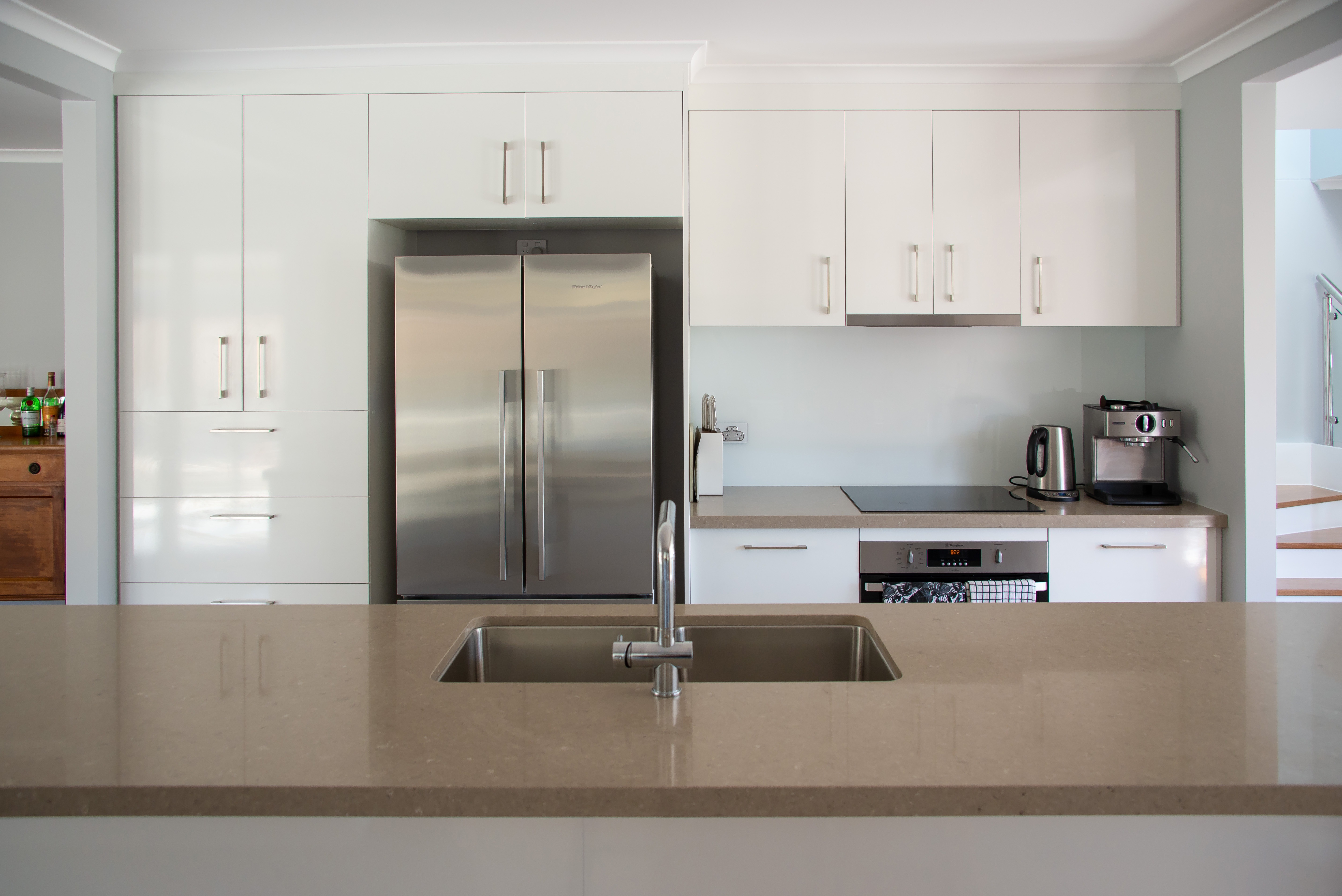 A Freshly Renovated Kitchen