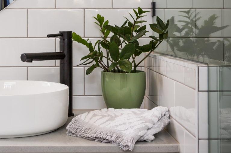 Stafford Build Renovation Bathroom Hand Basin