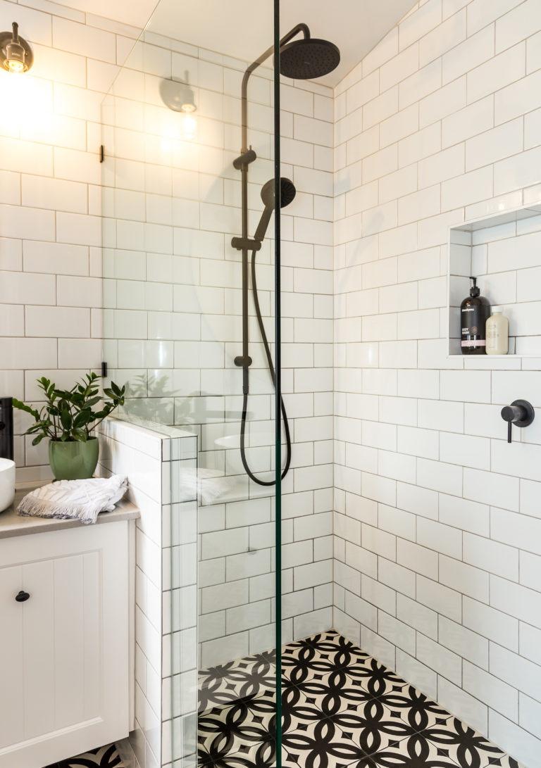Stafford Bathroom Build Renovation Shower