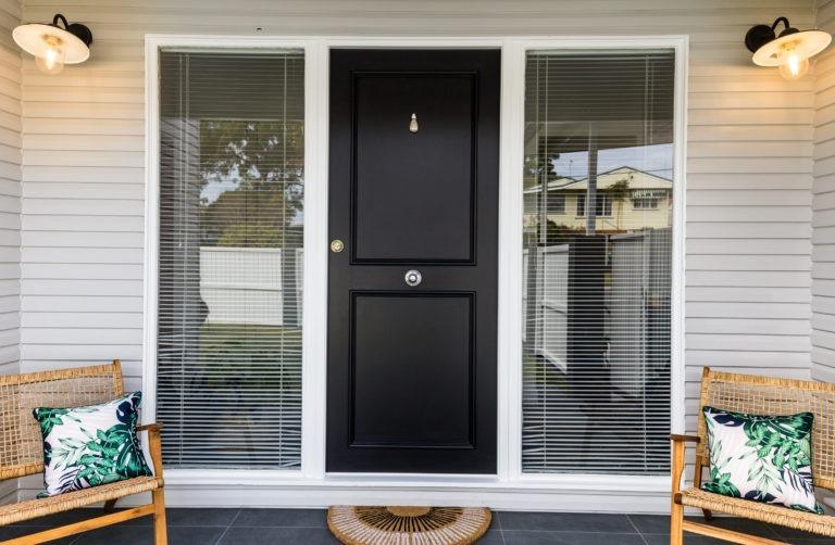 Stafford Build Entry Door