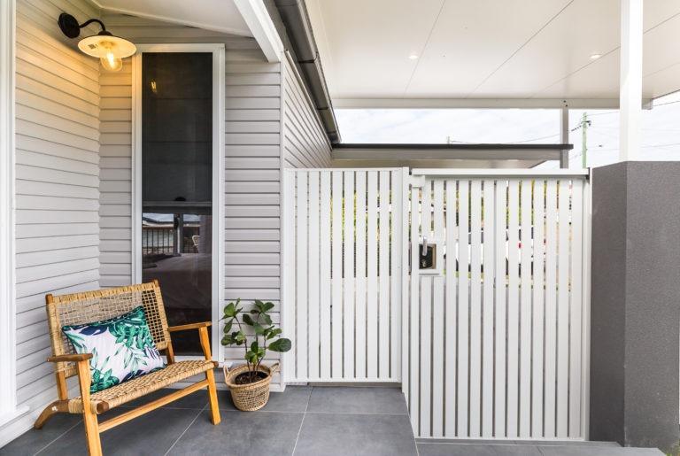 Stafford Renovation Build Outdoor Patio