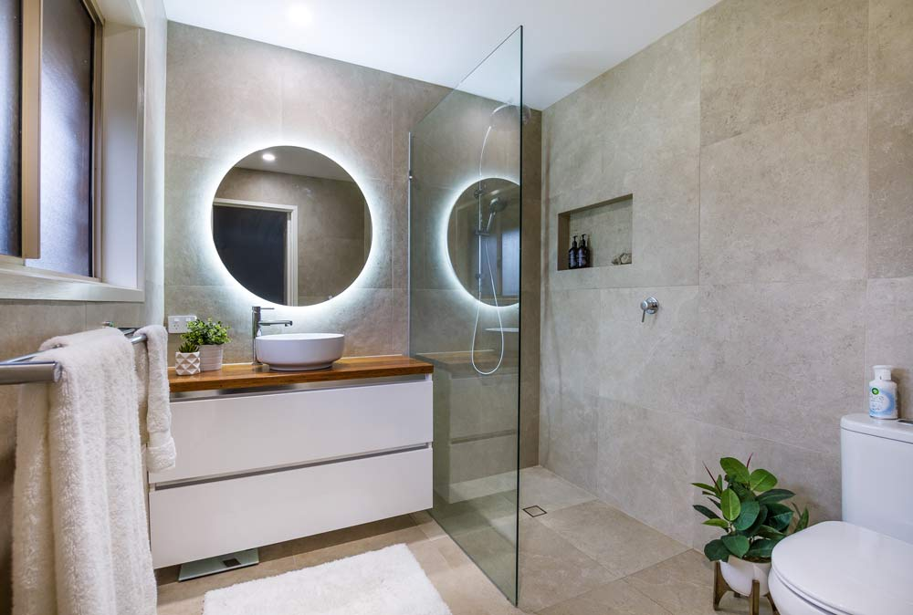 Bathroom Renovation Example
