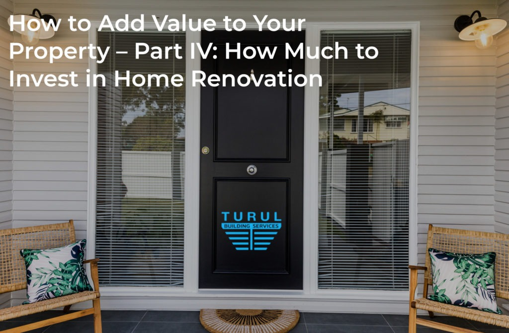 How Much to Invest in Home Renovation Featured Image