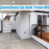 Top Questions to Ask Your Builder