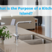 What is the Purpose of a Kitchen Island?