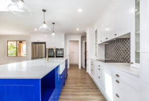 kitchen area | home builder grant with turul